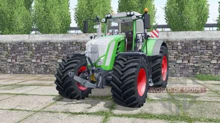 Fendt 824 Vario wheels selection para Farming Simulator 2017