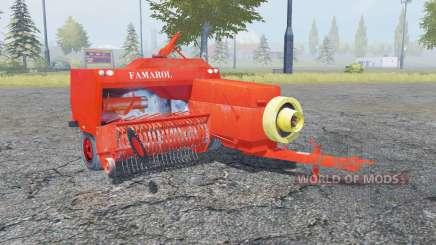 Famarol Ȥ-511 para Farming Simulator 2013