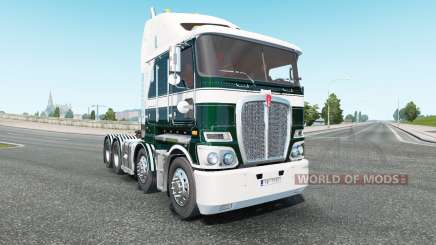 Kenworth K200 8x4 para Euro Truck Simulator 2