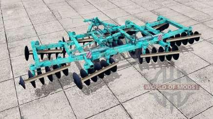 O BJP-6.3 para Farming Simulator 2017