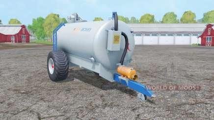 Galucho CG 6000 para Farming Simulator 2015