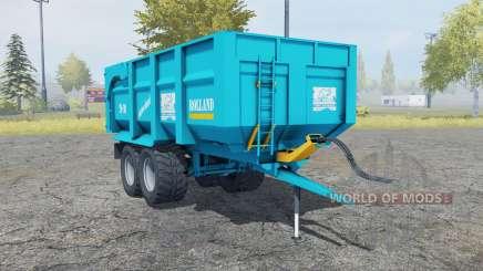 Rolland TurboClassiƈ 20-30 para Farming Simulator 2013