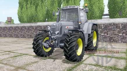 Fendt 818 Vario TMS gray para Farming Simulator 2017
