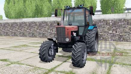 MTZ 82.1 Belaus para Farming Simulator 2017