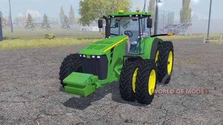 John Deere 8345R para Farming Simulator 2013
