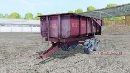 PT-9 para Farming Simulator 2015