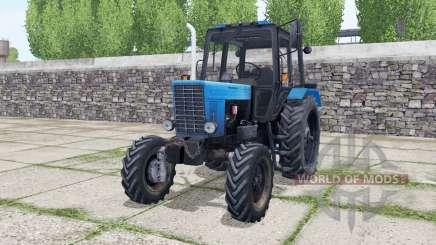 MTZ 82 Bielorrússia controle interativo para Farming Simulator 2017