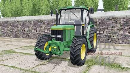 John Deere 6200 para Farming Simulator 2017