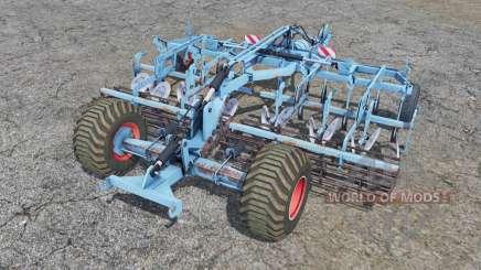 Lemken Smaragd 9-600 KUA para Farming Simulator 2013