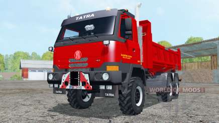 Tatra T815-280 S25 TerrNo1 para Farming Simulator 2015