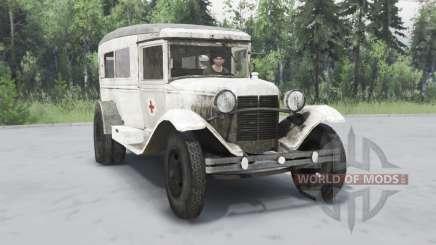 GÁS 55 1938 Sanitária v1.5.1 para Spin Tires