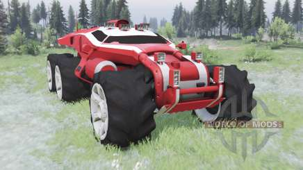 Nomad ND1 para Spin Tires