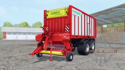 Pottinger Jumbo 6010 Combiline para Farming Simulator 2015