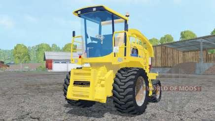 Novo Hollanɗ FX48 para Farming Simulator 2015