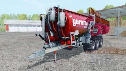 Kotte Garant Profi VTR 25.000 para Farming Simulator 2015