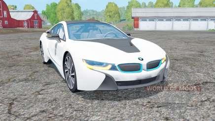 BMW i8 (I12) para Farming Simulator 2015