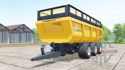 O Litoral Ƈ 390 para Farming Simulator 2017