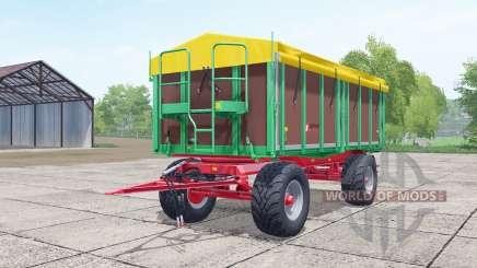 Kroger HKƉ 302 para Farming Simulator 2017