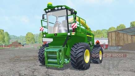 João Deeᶉe 7950i para Farming Simulator 2015