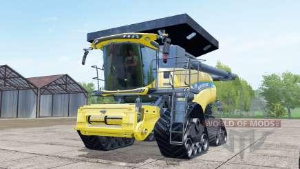 New Holland CR10.90 crawler modules para Farming Simulator 2017