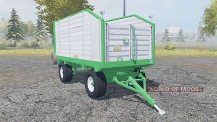 Kaweco Eurotrans 6000 S para Farming Simulator 2013