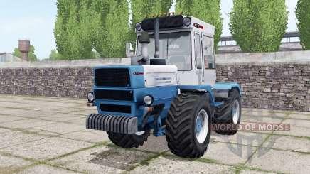 T-200K mecanismo de seleção para Farming Simulator 2017