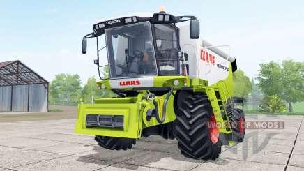 Claas Lexion 550 IC para Farming Simulator 2017