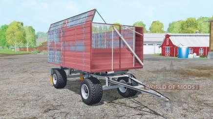 Conow HW 80 frayed para Farming Simulator 2015