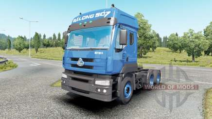Chenglong Balong 507 para Euro Truck Simulator 2