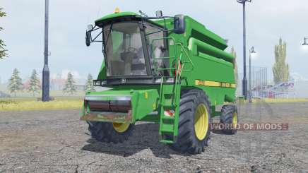 John Deere 2058 v2.0 para Farming Simulator 2013