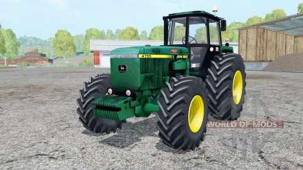 João Deeᶉe 4755 para Farming Simulator 2015