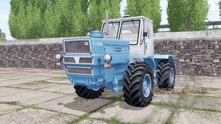 T-150K a animação das portas para Farming Simulator 2017