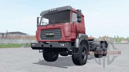 Ural 44202-3511-82Ӎ para Farming Simulator 2017