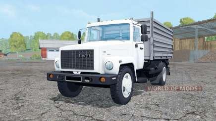 GAZ SAZ 35071 trailer para Farming Simulator 2015