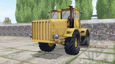 Kirovets K-700 a escolha da cor para Farming Simulator 2017