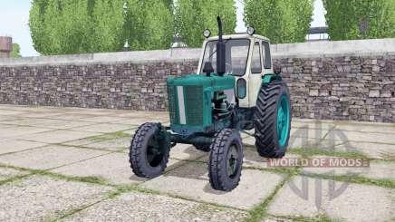 UMZ 6L com um carregador de para Farming Simulator 2017