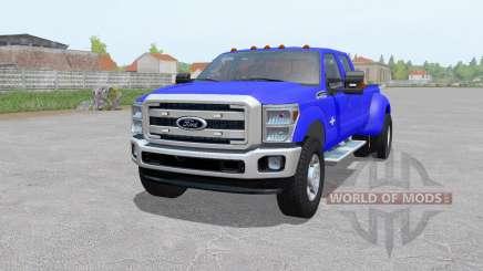Ford F-350 Super Duty 2014 para Farming Simulator 2017