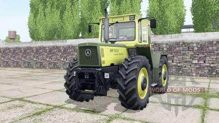 Mercedes-Benz Trac 1400 Turbo more configuration para Farming Simulator 2017