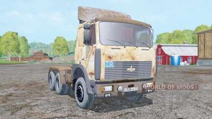 MAZ 642208 enferrujado para Farming Simulator 2015