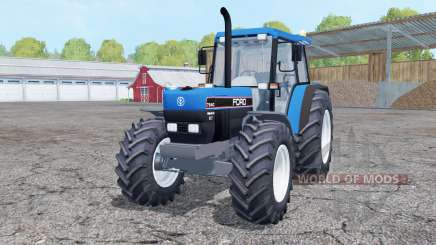 Ford 7840 animated element para Farming Simulator 2015