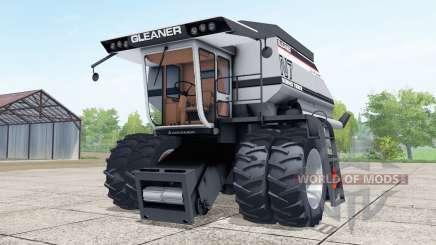 Gleaner N7 dual front wheels para Farming Simulator 2017