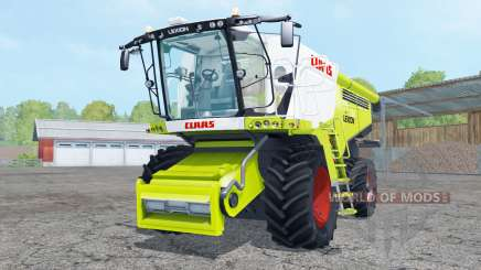Claas Lexion 780 wheels para Farming Simulator 2015