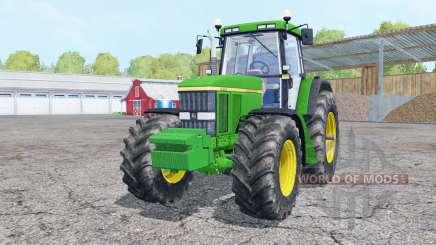 John Deere 7810 animated element para Farming Simulator 2015
