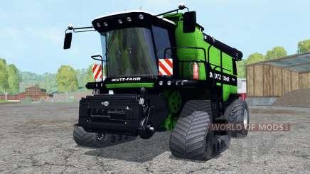Deutz-Fahr 7545 RTS crawler para Farming Simulator 2015