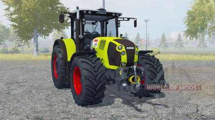 Claas Arion 620 twin wheels para Farming Simulator 2013