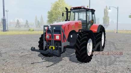 Bielorrússia 3522 para Farming Simulator 2013