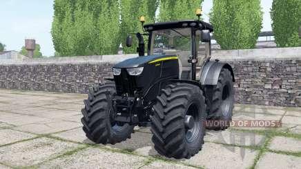 John Deere 6230R Black Edition para Farming Simulator 2017