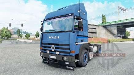 Renault R 340ti Major 1990 v2.3 para Euro Truck Simulator 2