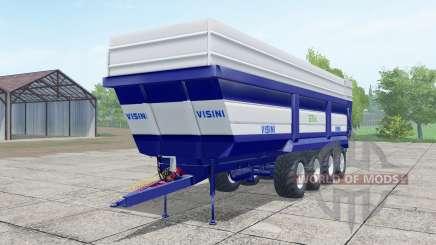 Visini Tetrᶏ XL D4-950 para Farming Simulator 2017