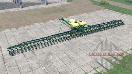A John Deere DɃ120 para Farming Simulator 2017